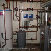 hot water tank installations